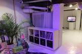 "Installation shot of ""IKEA LIATORP ROLLUPTHATDANK"""