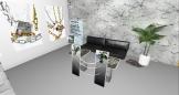Tabletop Second Life installation