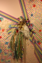 Installation of Amy Kligman's The Glory Days Will Not Last Forever